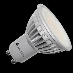 Lampada GU10 luce calda